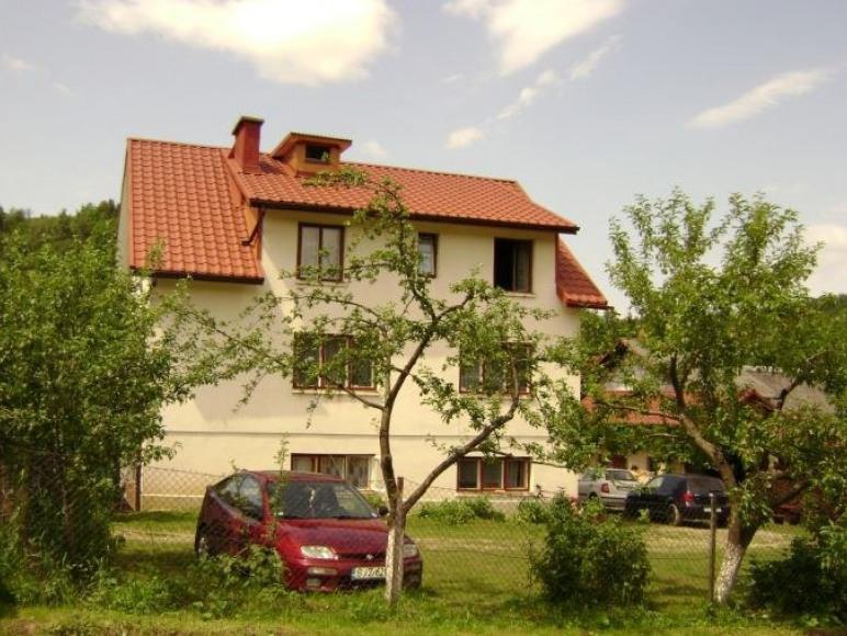 Kwatery Prywatne Domek Nad Jeziorem Solińskim
