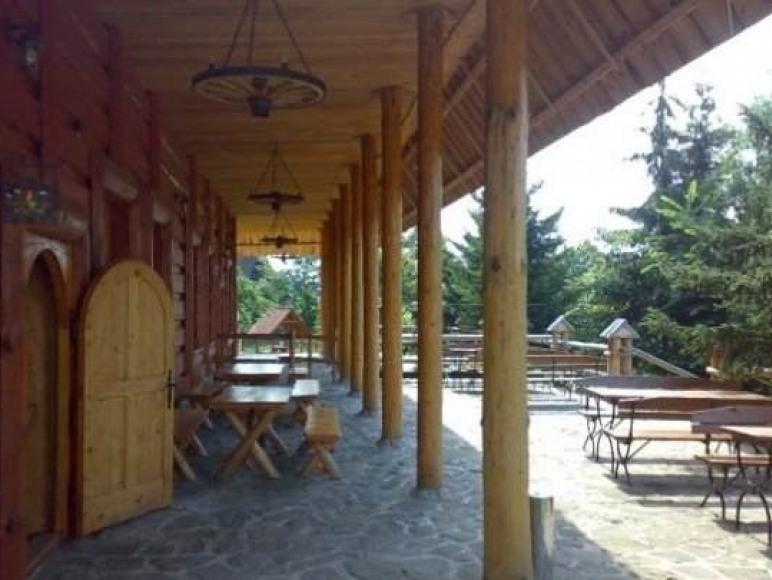 Ośrodek Wypoczynkowy Czorsztyn Nadzamcze