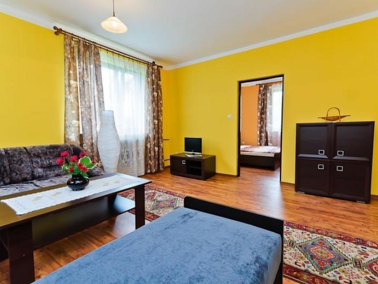 Pokój dzienny Apartament
