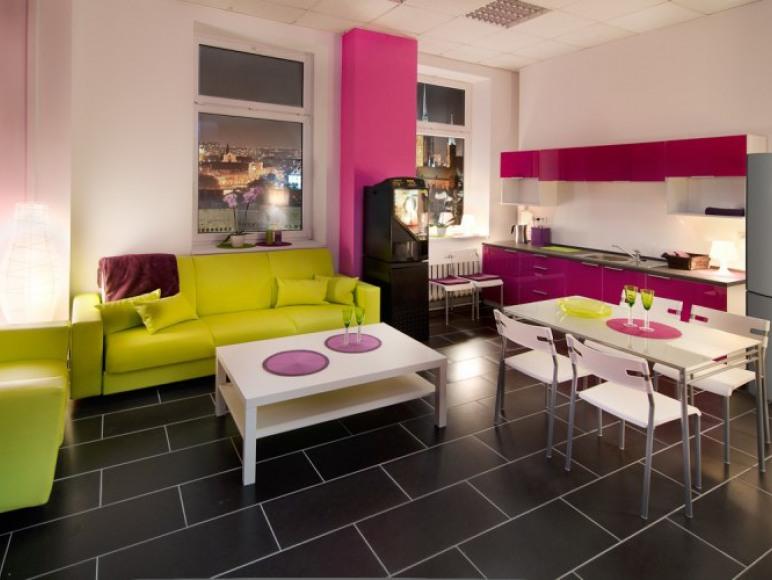 Absynt Hostel - salon