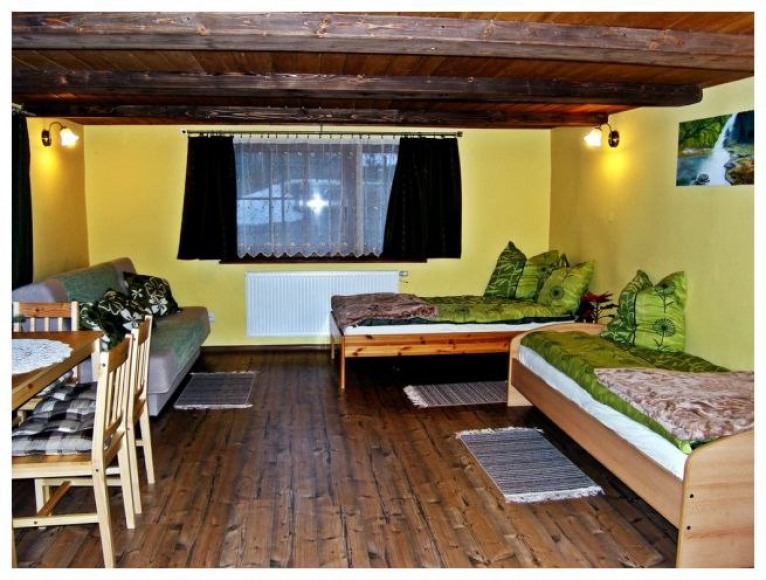 apartament A pokój