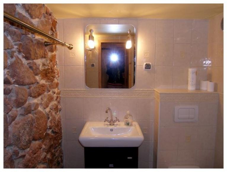 apartament A łazienka