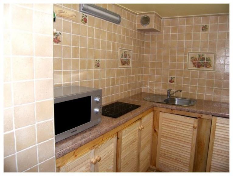 apartament A kuchnia