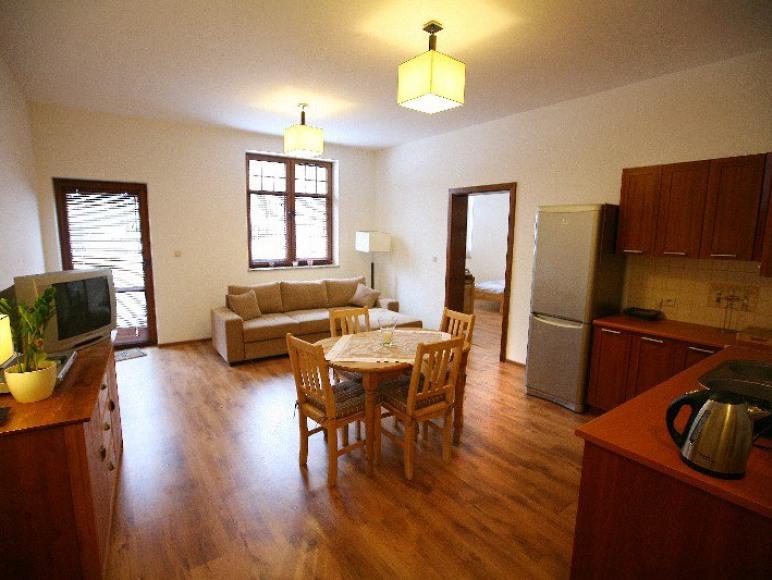 Apartament Pasja Willa Józefina