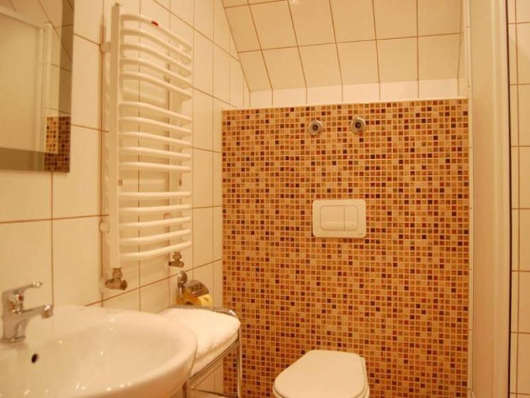łazienka, Gościniec nad Potokiem w Karpaczu