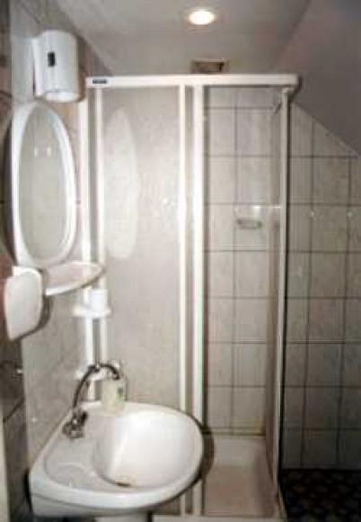 łazienka na górze