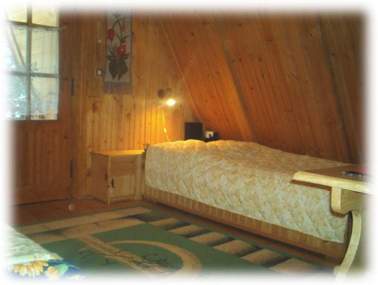 Komfortowy domek wypoczynkowy