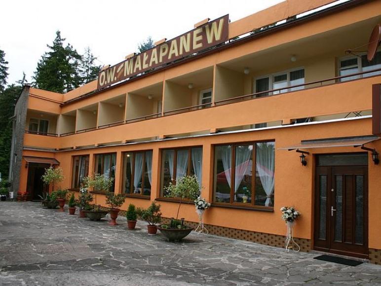 Ośrodek Wczasowy Małapanew