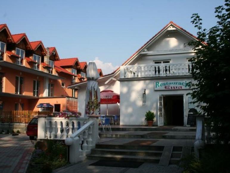 Restauracja I hotel U Ewy