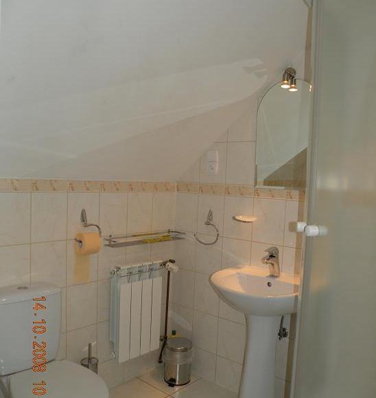 łazienka apartament zach