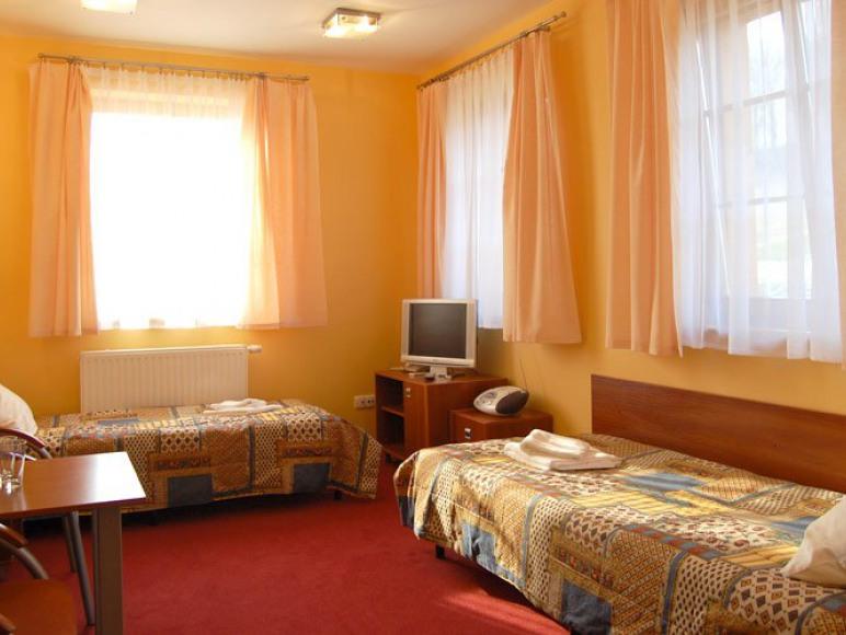 Komfortowe pokoje Villi Jelenica.
