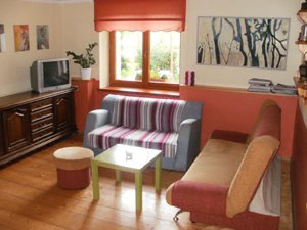 Salon wypoczynkowy