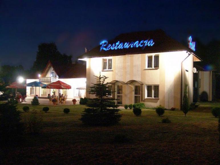 """Hotel & Restauracja """"Pod Dębami"""""""