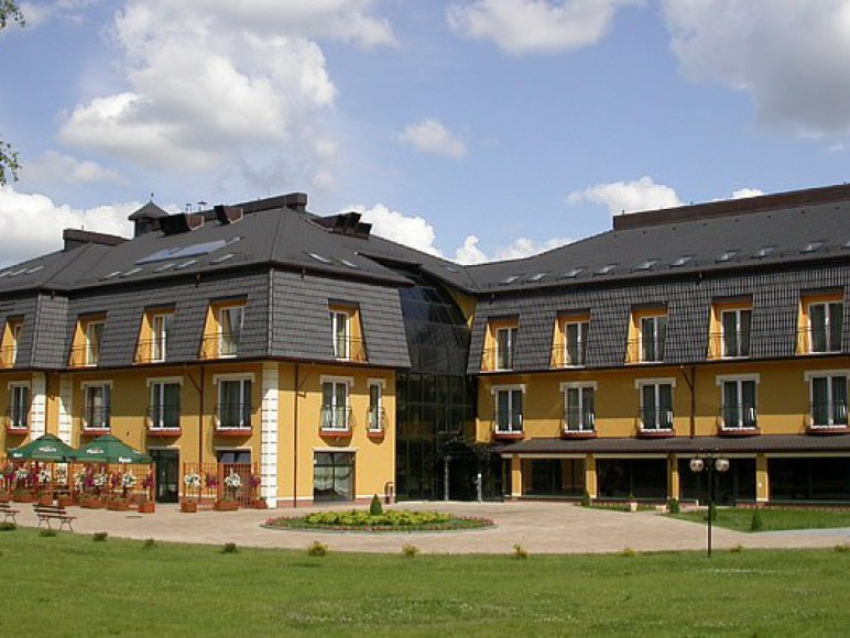 Hotel Villa Verde Związek Gmin Jurajskich