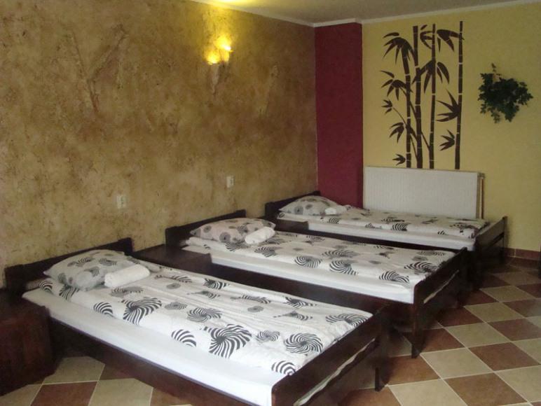Zabrze ul. Św. Wawrzyńca 47 - Pokój nr 16 - trzyosobowy z łazieką.