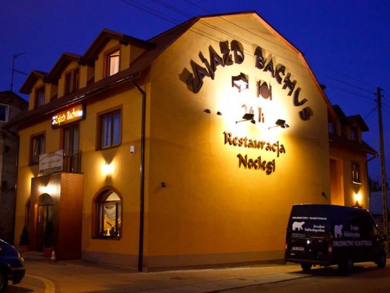 Zajazd Bachus - Hotel Restauracja