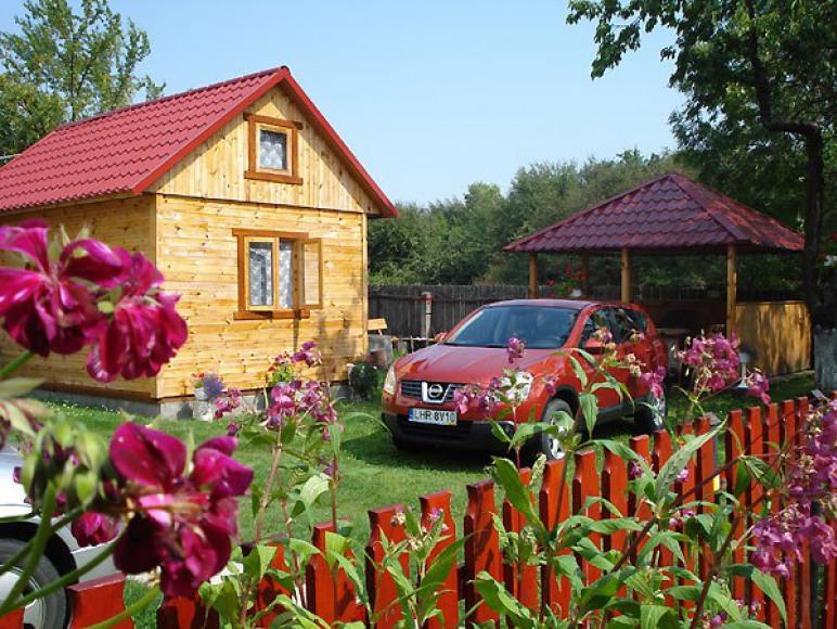 Domek 1-pokojowy latem
