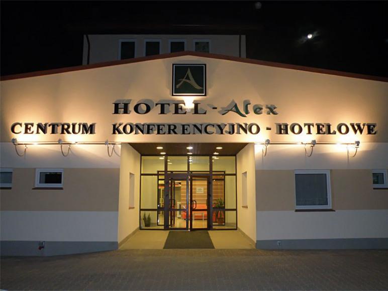 Alex Centrum Konferencyjno-Hotelowe
