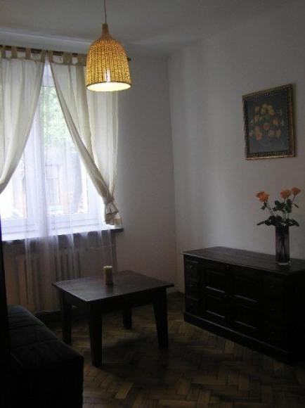 Apartament przy ul. Okopowej