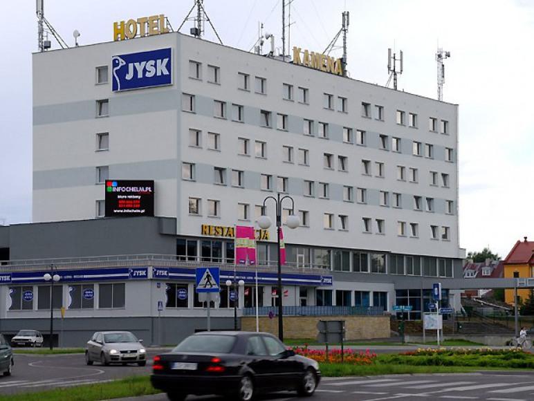 Budynek Hotelu Kamena