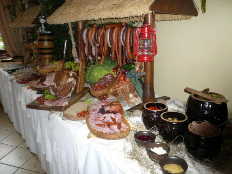 Kompleks Restauracyjno-Konferencyjny Jan