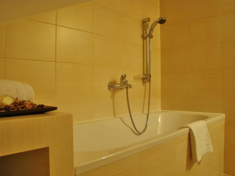 łazienka (pokój z antresolą)