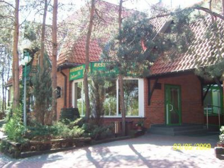 Restauracja Zielono Mi