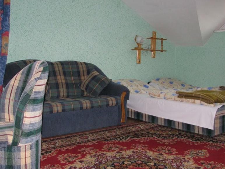 Dom Wczasowy Pod Weską