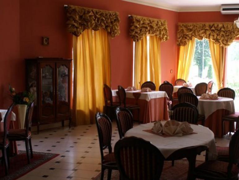 Sala Złota restauracyjna