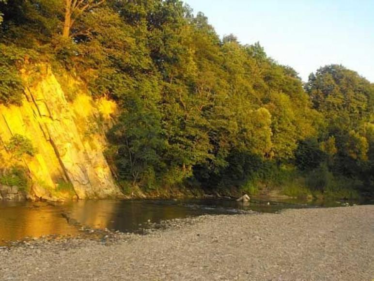 Rzeka Hoczewka