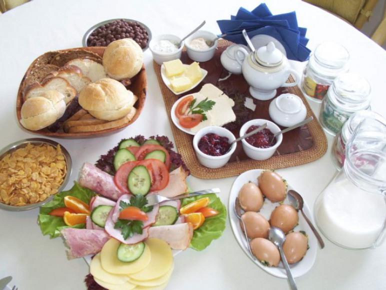 Nasze śniadanka