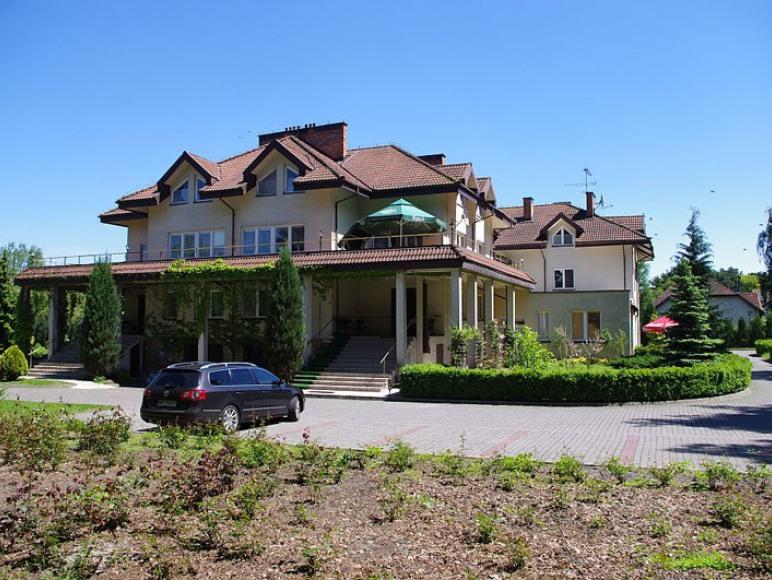 Pensjonat Dąb Polski
