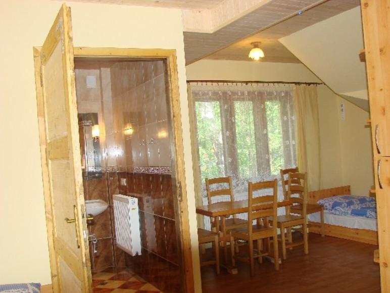 Pokoje Gościnne U Juraszków **wolne pokoje**