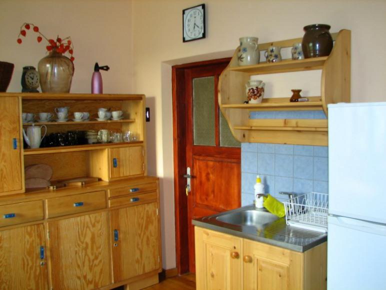 Samodzielne mieszkanie - kuchnia