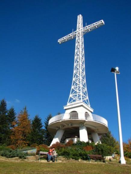 Krzyż na Miejskiej Górze