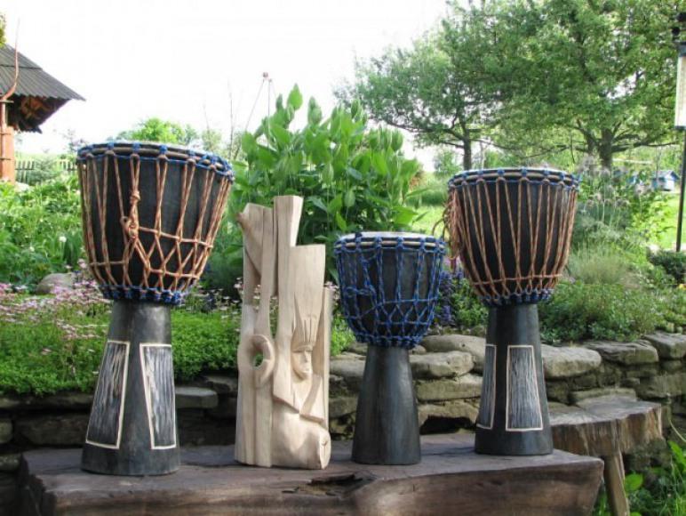 Bębny afrykańskie