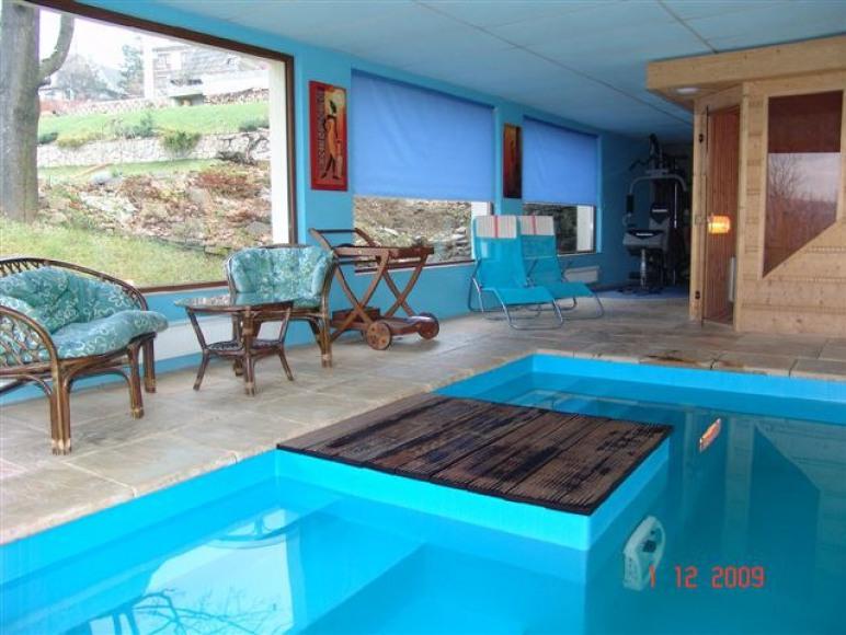 basen i sauna
