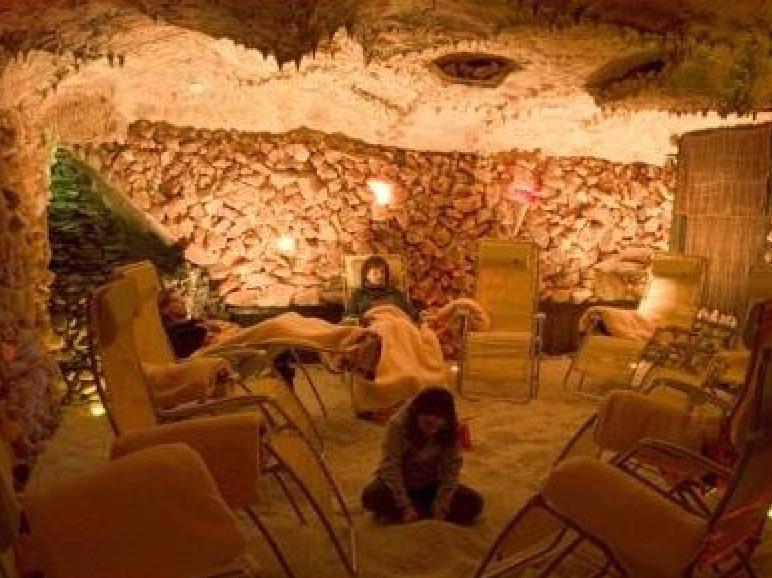 jaskinia solna - gratis