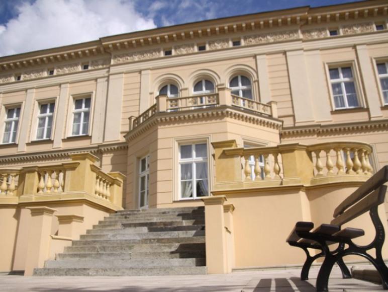Tarasy Pałacu Nowego