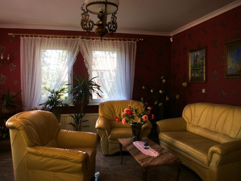 Dom Wypoczynkowy Leśna Perła