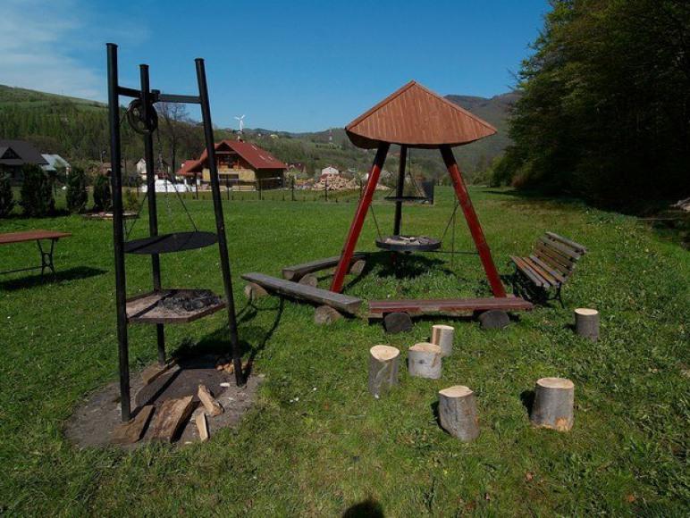 Domki Campingowe Marcin Pawlik