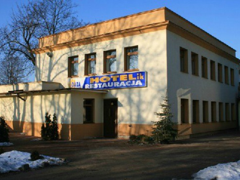 Hotelik i restauracja Oaza
