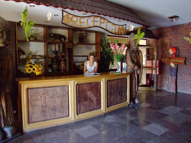Ośrodek Turystyczno-Wypoczynkowy Jodłowy Dwór