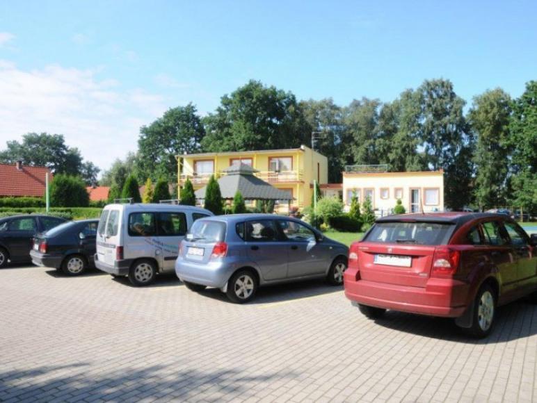 Bezpłatny parking dla wszystkich gości.