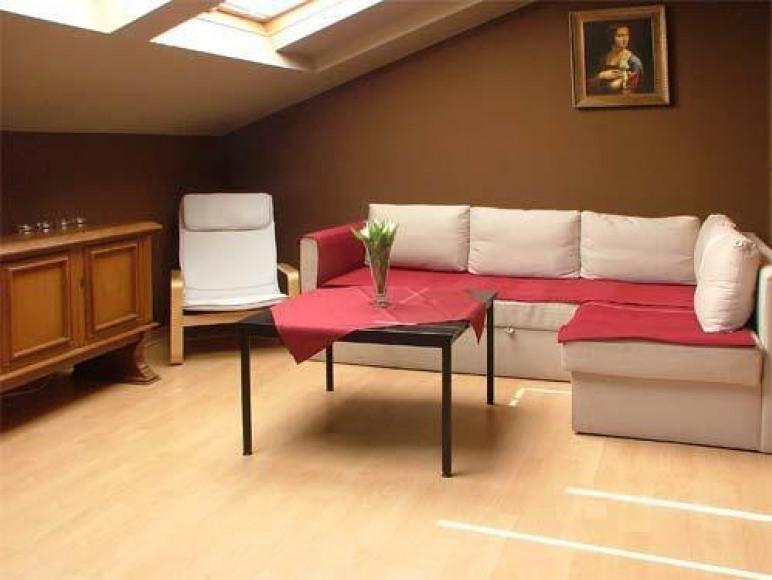 Pokoje gościnne i apartamenty