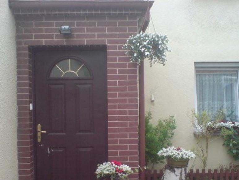 wejście -dom