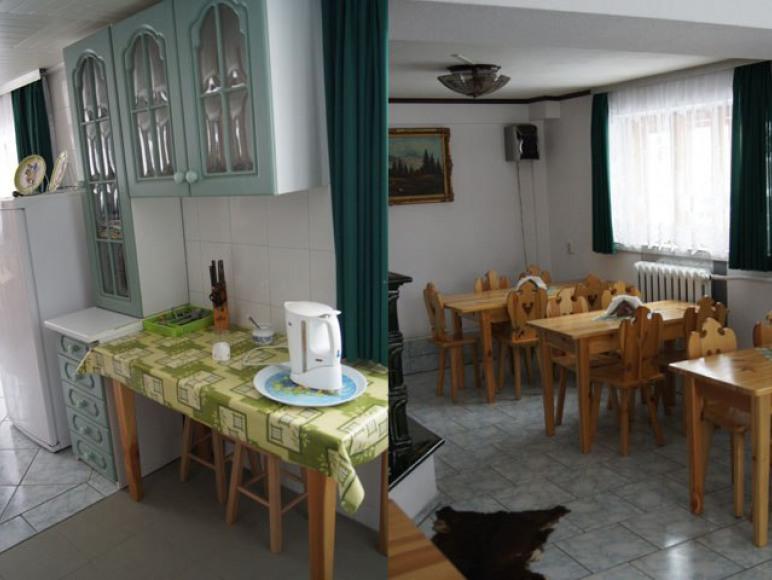 Pokoje Gościnne Pod Wyciągiem