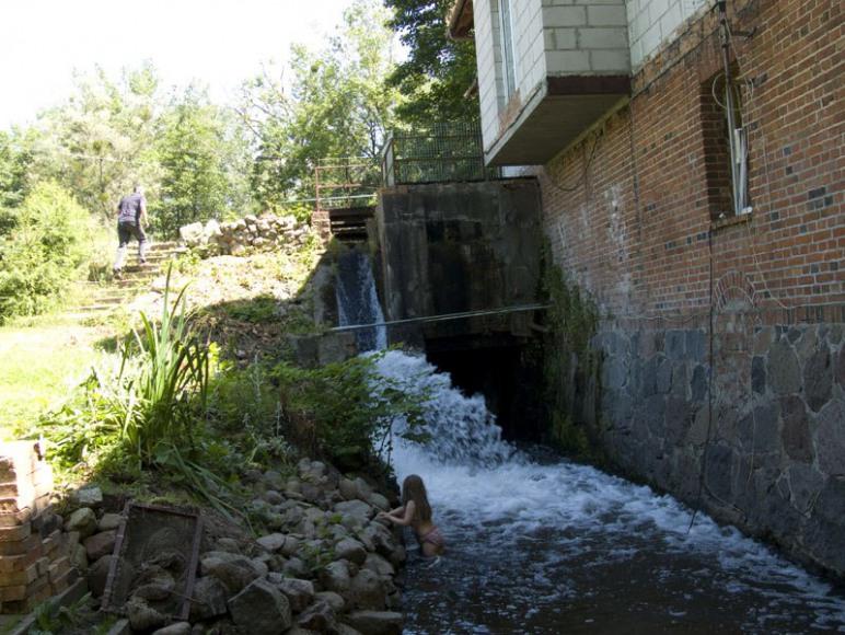 Dom nad Wodospadem