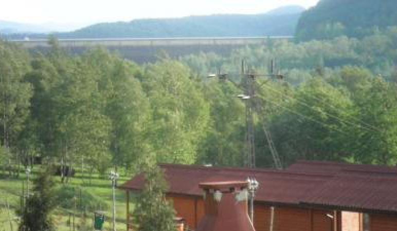 """Domki w Solinie """"Barbarki"""""""