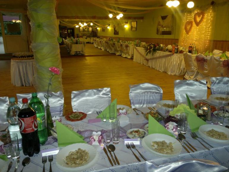 Sala weselna na ok. 150 osób